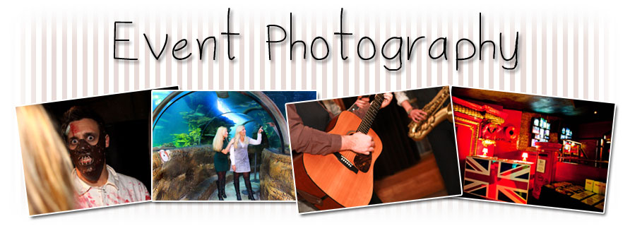 Fitzgerald Photographic - Event Prices